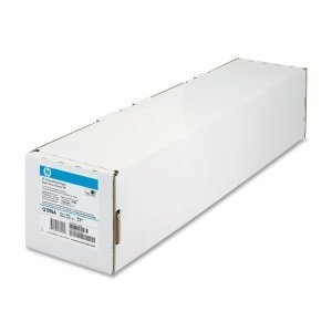 HP Professional Satin Photo Paper (24 Inches x 50 Feet Roll) by HP