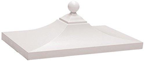 (Salsbury Industries 3350WHT Regency Decorative CBU Top, White)