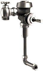Sloan Royal 195 Concealed, Sensor Operated Royal Model Urinal Flushometer, for 3, 8-3/4 LDIM WB