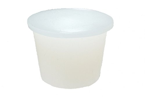 Silicone Bung (Solid) - Large Barrel