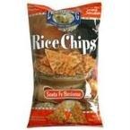 Lundberg Rice Chips Santa Fe Barbecue -- 6 oz