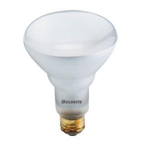 65W Halogen BR40 Reflector Flood Light Bulb in Warm White [Set of ()