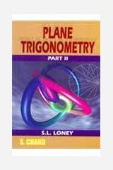 Plane Trigonometry Part - 2 Paperback