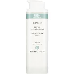 Ren Evercalm Gentle Cleansing Milk, 5.1 Fl Oz (Gentle Milk)