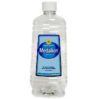 Lamplight Medallion Lamp Oil Unscented 64 Oz Clear