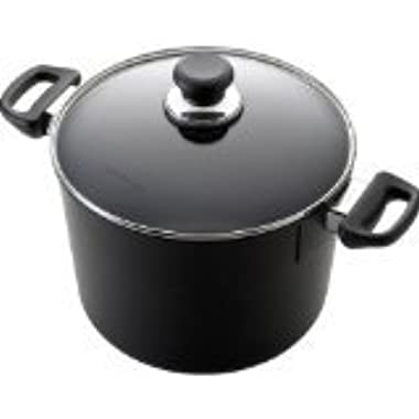 Scanpan Classic Covered Stock Pot, 8-Quart