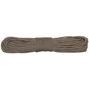 Gi Type Foliage Green - Global Sportsman Military GI Nylon Type III Specification 550 lbs 7 Strand Heavy Duty Utility Braided Paracord Survival Parachute Tactical Para Cord Rope Made in the U.S.A. (FOLIAGE GREEN, 100 FEET)