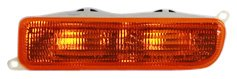 [TYC 12-5030-01 Jeep Cherokee Front Driver Side Replacement Parking/Signal Lamp Assembly] (Cherokee Fog Light Driver)