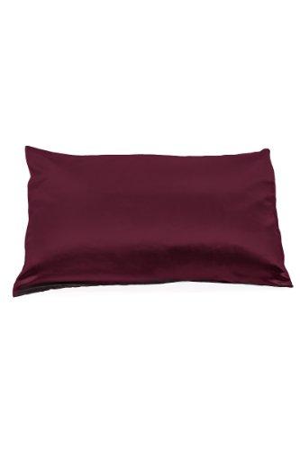 Fishers Finery Mulberry Pillowcase Burgundy