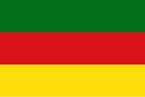 magFlags Large Flag Astrea, Colombia | landscape flag | 1.35m² | 14.5sqft | 90x150cm | 3x5ft - 100% Made in Germany - long lasting outdoor flag