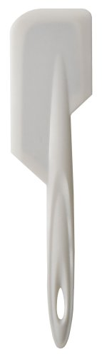 iSi Steel-Reinforced Silicone Wide Spatula - White