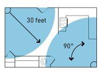 2-Pack SimpliSafe Extra Motion Sensors