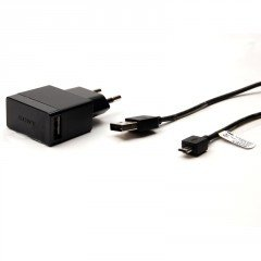 Sony 0000437543 EP880 Original Sony Netzteil Datenkabel (1500 mAh, micro-USB)
