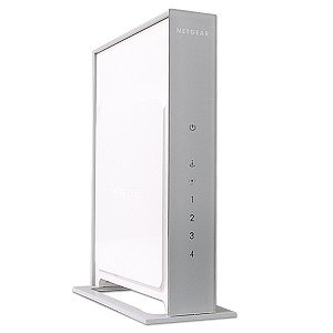 Netgear WNR834M RangeMax Next Wireless-N 4-port Router WNR834M-100NAS