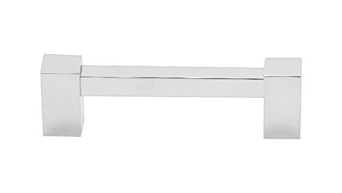 (Alno A718-6-PC Contemporary II Modern Pulls, Polished Chrome)