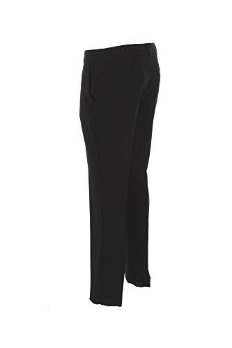 Pantalone Donna Max Mara 42 Nero Danton Autunno Inverno 2017/18