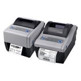 Sato Compact CG408 Direct Thermal Printer - Monochrome - Desktop - Label Print (WWCG08131)
