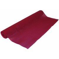 "3 Pk Con-Tact 20"" x 4"" Red Grip Premium Nonadhesive Shelf Li"