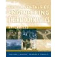 Fundamentals of Engineering Thermodynamics, Appendices by Moran, Michael J., Shapiro, Howard N., Boettner, Daisie D., [Wiley, 2011] (Paperback) 7th Edition [Paperback]