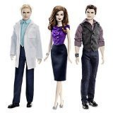 Twilight Breaking Dawn Part 2 Barbie Dolls Case by Mattel