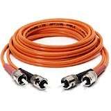 APC 12145-1M 1M Fiber 62.5/125 MT-RJ to ST Duplex Multimode PVC Optic Patch Cable