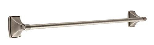 arendon 24 in (610 mm) Towel Bar in Antique Silver ()