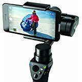 DJI New OSMO Mobile Handheld Stabilized Gimbal With Extension Stick And Tripod Bundle by DJI