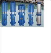 Ksb MRV(T)150-05/7 5 Multistage Vertical Openwell