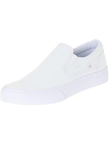 DC Shoes Trase - Zapatillas para hombre Blanco - blanco