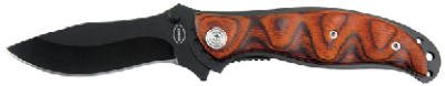 Frost Cutlery 16-028RDW Red Desert Tactical Folder Knife, 3.25-In. Blade - Quantity 12