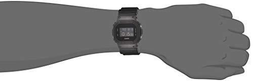 Casio G-Shock Men's Digital Resin Band Watch - DW-5600BBN-1DR