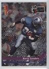 Barry Sanders (Football Card) 1992 Wild Card - Stat Smashers Promos (Barry Sanders Stats)