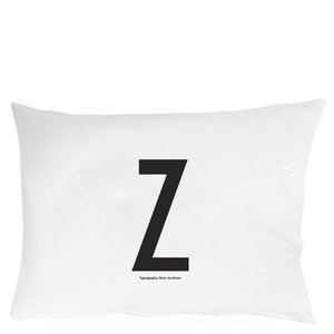 Design Letters Pillowcase: DESIGN LETTERS PILLOWCASE   70X50 CM   Z  Amazon co uk  Kitchen & Home,