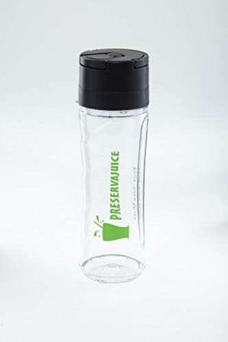 Smoothie Cup - Vacuum Sealed Bottle - Airtight Juice Tumbler - Long-Lasting ABS Plastic - BPA-Free - Ergonomic and Practical Design - Ideal for Fresh Smoothies, Juice, Dry Goods