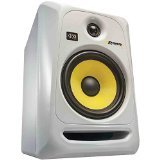 KRK RP6G3 6'' High Performance Studio Monitor (White)