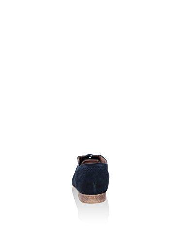 Oeil 1140508_camoscio_marine Derby Leather Woman