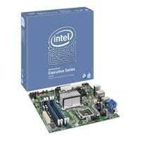 Intel BLKDQ35JOE Core 2 Quad/ Intel Q35/ FSB 1333/ vPro/ A&V&GbE/ MATX Motherboard, Bulk