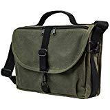 Domke Heritage Shoulder Bag Camera Case, Green (701-83M)