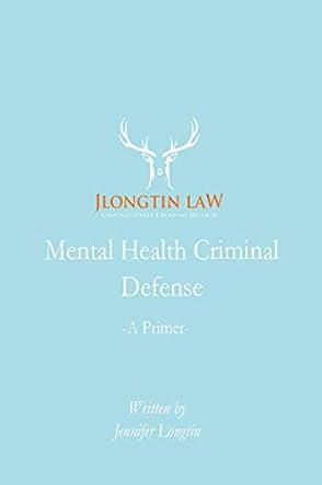 Mental Health Criminal Defense