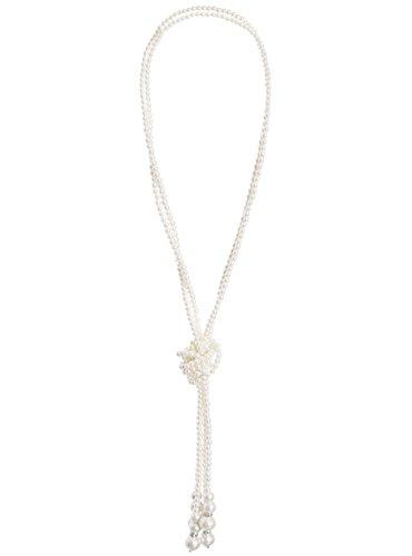 JustinCostume 1920s accessories Headband Necklace Gloves Cigarette Holder (A9)
