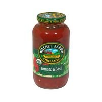 Walnut Acres Organic Tomato & Basil Pasta Sauce (3x25.5 OZ) (Sauce Walnut Acres Organic)