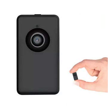 CSC-1080DVR HD 1080P Mini Camera Vlog Camera for Youtube Rechargeable 500mAh Battery Motion Activated DV Camcorder Wearable Camera - Sport Camera & Camcorder Sport Cameras - 1 x Inflatable Showe B]()