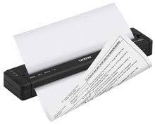 LB3668 Premium Fanfold Paper, Thermal, (1000 Sheets), For PocketJet PJ-673; PocketJet 3 by ReceiptRolls (Image #2)