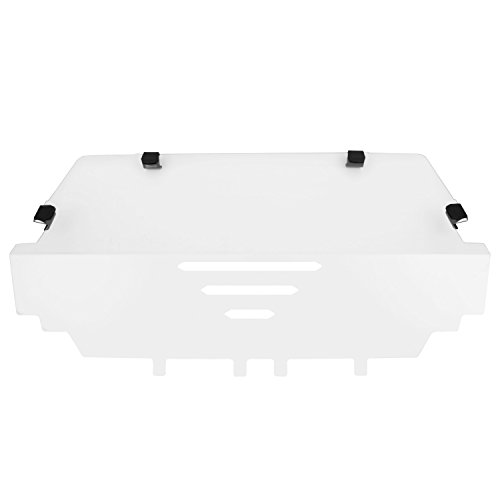 Kimpex UTV Rear Windshield Rear - Polaris - Polycarbonate OEM# 3810058
