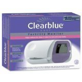 Clearblue Easy Fertility Monitor + Sealed Box of 30 Sticks, Baby & Kids Zone