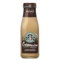 Starbucks Coffee Frappuccino Coffee Drink, Mocha, 13.7 fl. oz. (Pack of 6)