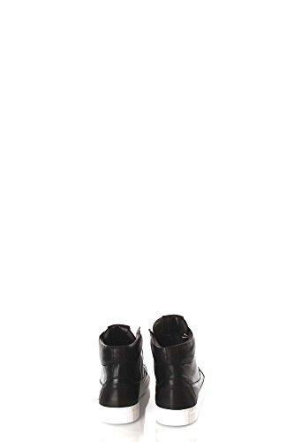Sneakers Uomo Daniele Alessandrini 44 Nero F7149kl4663606 Autunno Inverno 2016/17