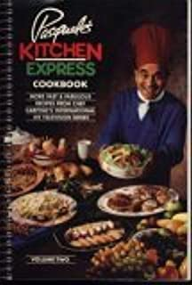pasquales kitchen express cookbook volume two pasquales kitchen express - Kitchen Express