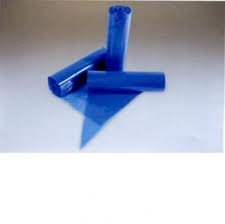 """20 20"""" disposable savoy piping bags - blue"""