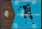1994-1995 Upper Deck SP Hockey Factory Sealed Box - 32 packs - Look for Iginla RC and Samsonov RC ()